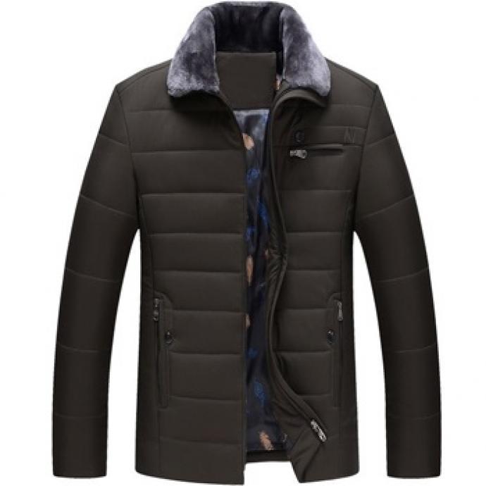 Áo Jacket đệm bông nam AP100