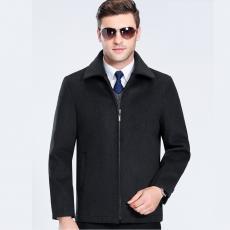 Áo khoác dạ lông cừu AD07