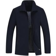 Áo khoác dạ lông cừu AD121
