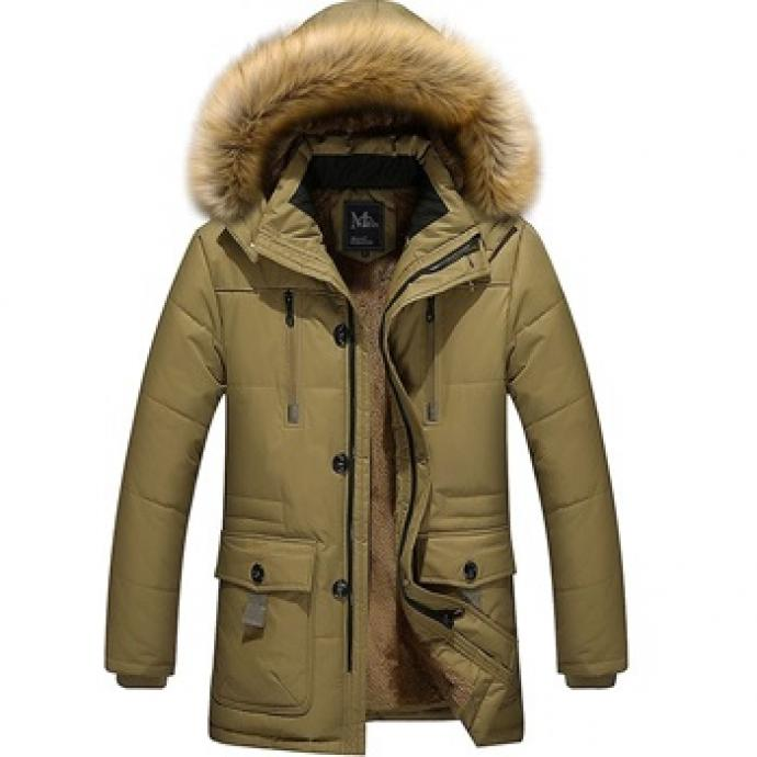 Áo khoác Jacket lót lông AK135