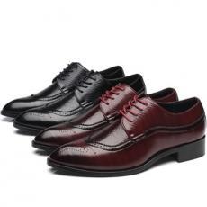 Giày công sở nam vân gỗ GS97