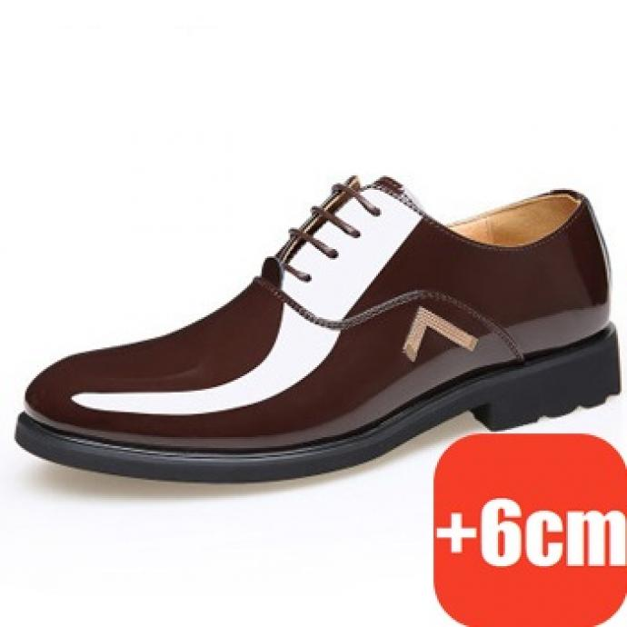 Giày công sở tăng chiều cao 6cm GS227