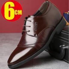 Giày công sở tăng chiều cao 6cm PR208