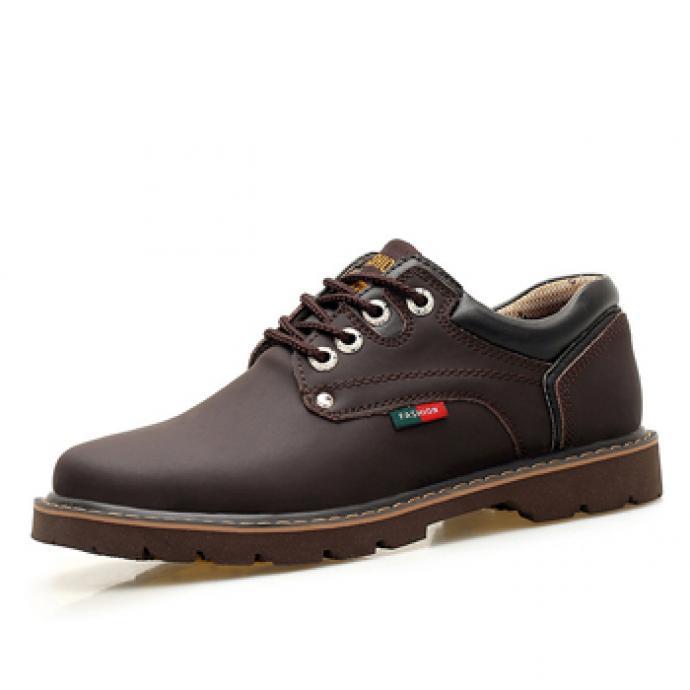 Giày nam da bò GL132