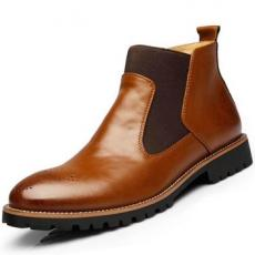 Giày da bò nam GL214