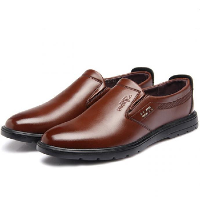 Giày da công sở GL154