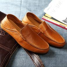 giầy da lười nam phong cách Anh