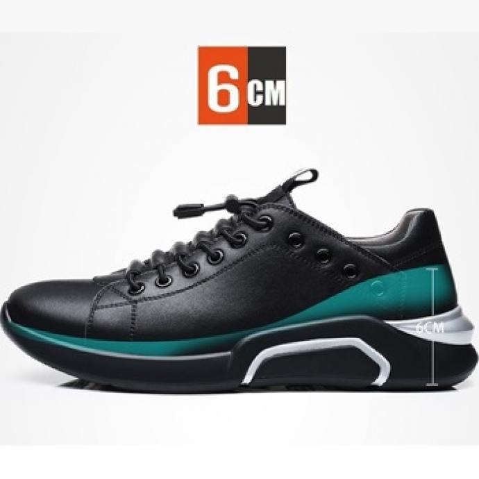 Giày da tăng chiều cao 6cm GL217