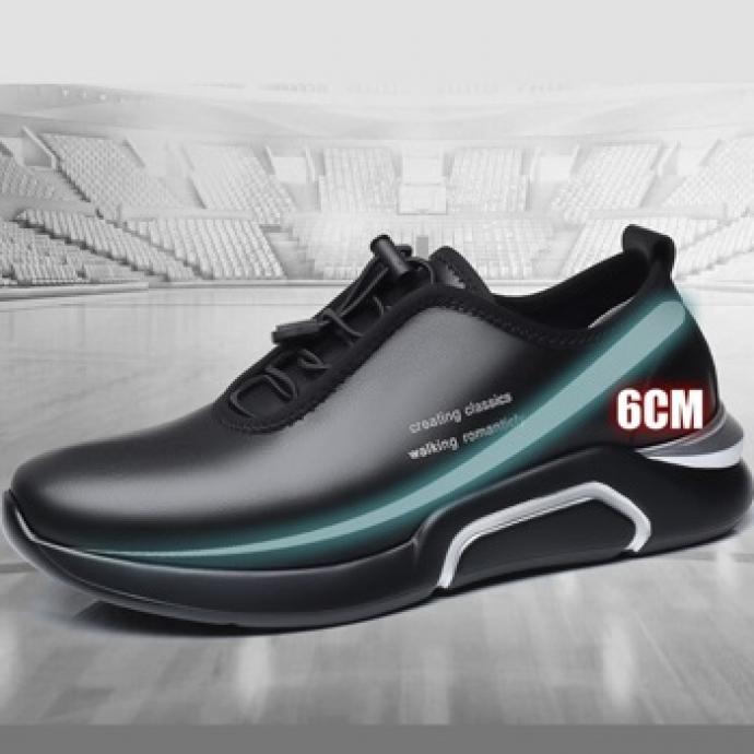 Giày da tăng chiều cao 6cm GL220