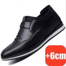 Giày da tăng chiều cao 6cm GL222
