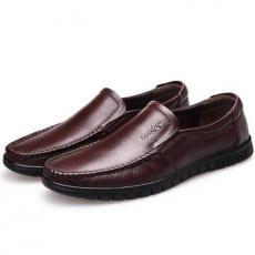 Giày lười da bò VR08