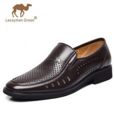 Giày lười lecayman green LG 06