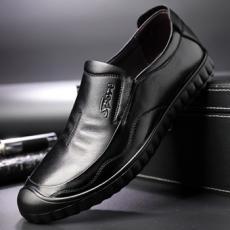 Giày lười nam da bò GL179