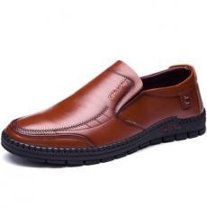 Giày lười nam da bò GL186