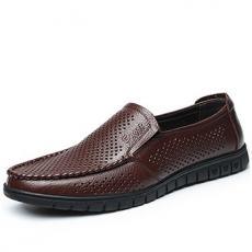 Giày lười nam thoáng khí GL58