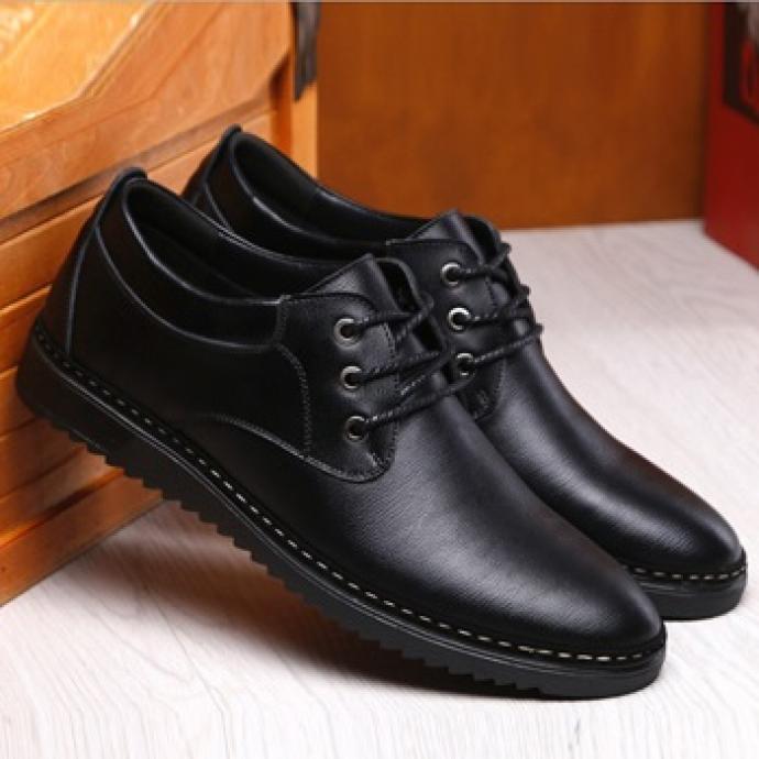Giày nam da bò GL106