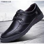 Giày nam da bò GL187