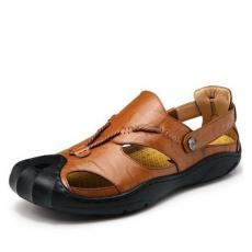 Giày Sandal da bò SC08