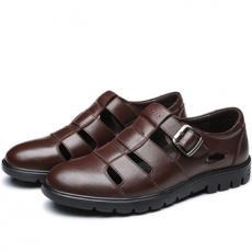 Giày Sandal da bò SC16